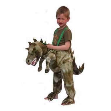 T rex kostuum voor kids
