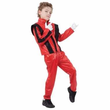 Thriller verkleed kleding voor kids carnaval