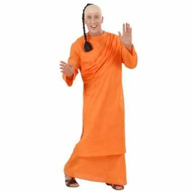 Tibetaanse monniken pak voor carnaval