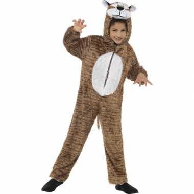 Tijger dieren carnavalskleding kind voor