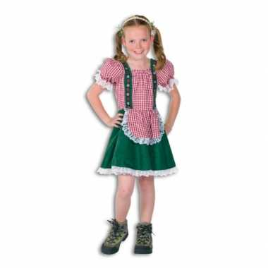 Tirol carnavalskleding meiden voor