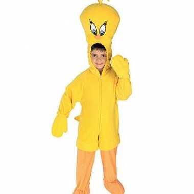 Tweety kostuum kinderen voor carnaval