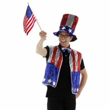 USA carnavalskleding voor