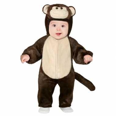 Verkleedkleding apen kostuum voor peuters carnaval