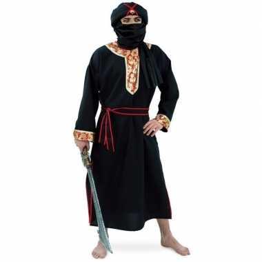 Verkleedkleding arabier voor carnaval