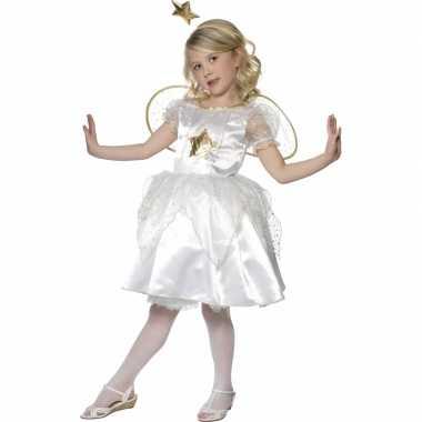 Verkleedkleding Engel meisje voor carnaval