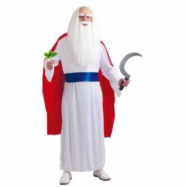 Verkleedkleding magier kostuum druide voor carnaval