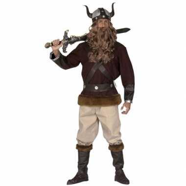 Viking carnavalskleding heren voor