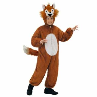 Vossen kostuum voor kids carnaval