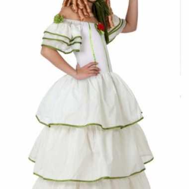 Western Belle jurk meiden voor carnaval