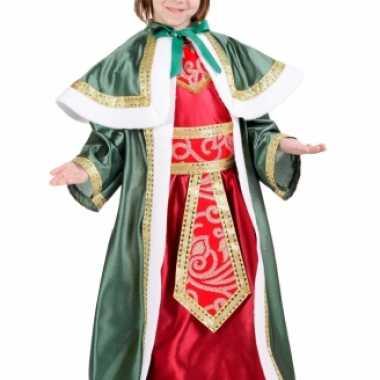 Wijzen uit het Oosten kids kostuum voor carnaval