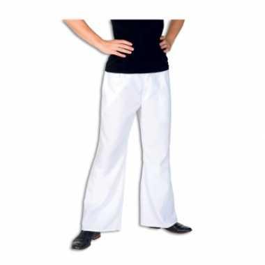 Witte broek voor heren