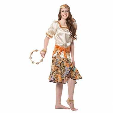Zigeuner outfit dames voor carnaval
