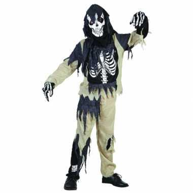 Zombie outfit voor kinderen carnaval