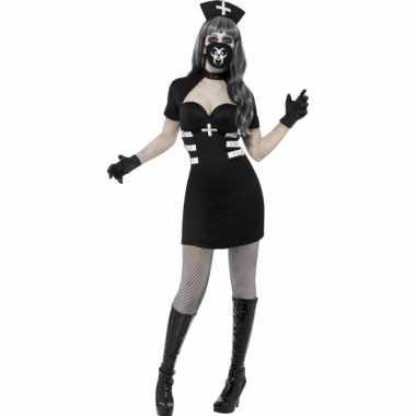 Zombie verpleegster jurkje voor carnaval