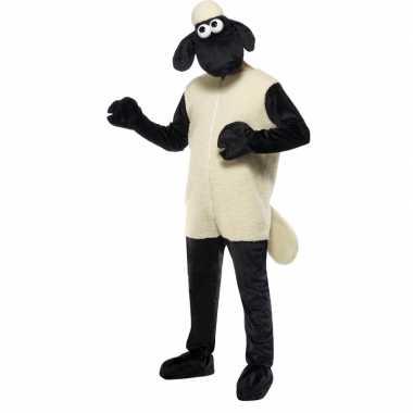 Zwarte schaap kostuum voor carnaval